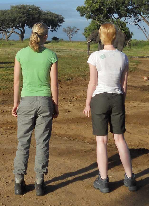 HESC Students - Maaike & Amanda