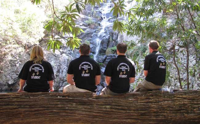 HESC Students at Blyde River Canyon