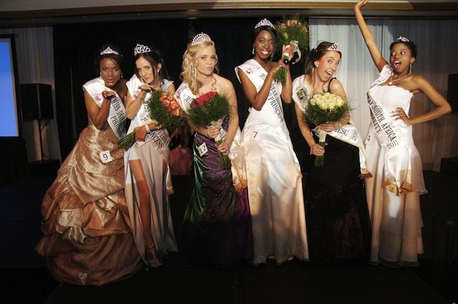 Miss Deaf SA 2011 winners