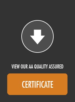 View AA Quality Assured Certificate
