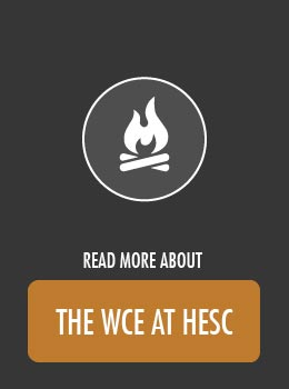 Nungu Camp - More about the WCE at HESC