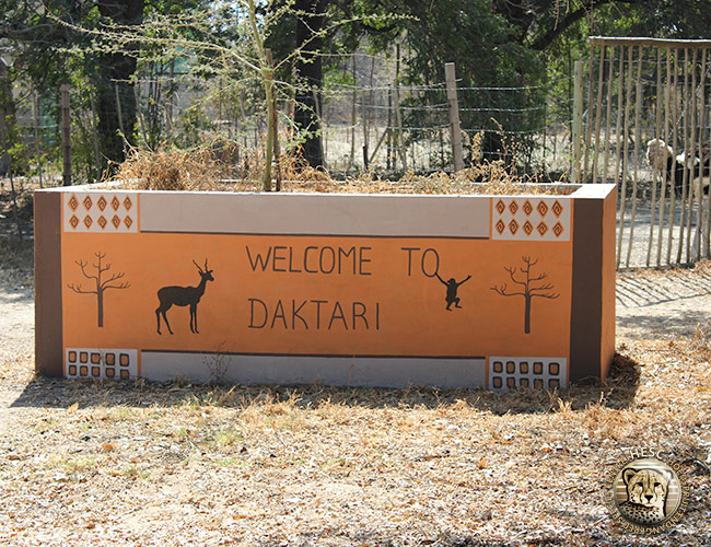 Welcome-to-Daktari-sign