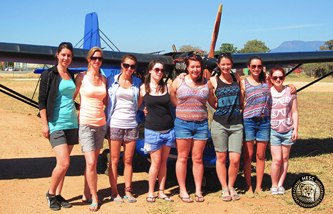 Students-at-the-micro-light-flights-
