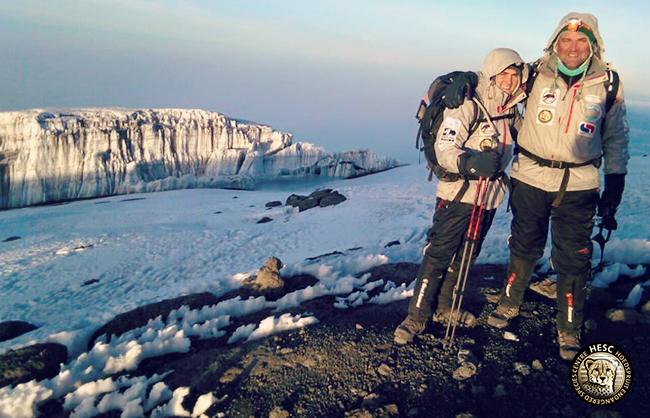 Mount Kilimanjaro - climb for a cause (HESC)