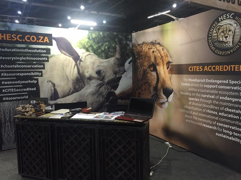 HESC CITES stand