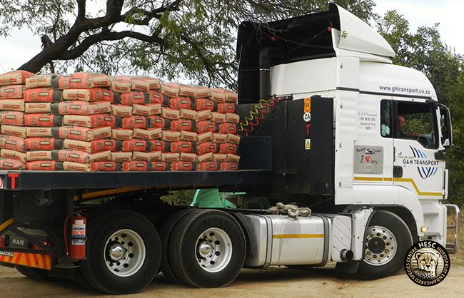 PPC Cement & G&H Transport