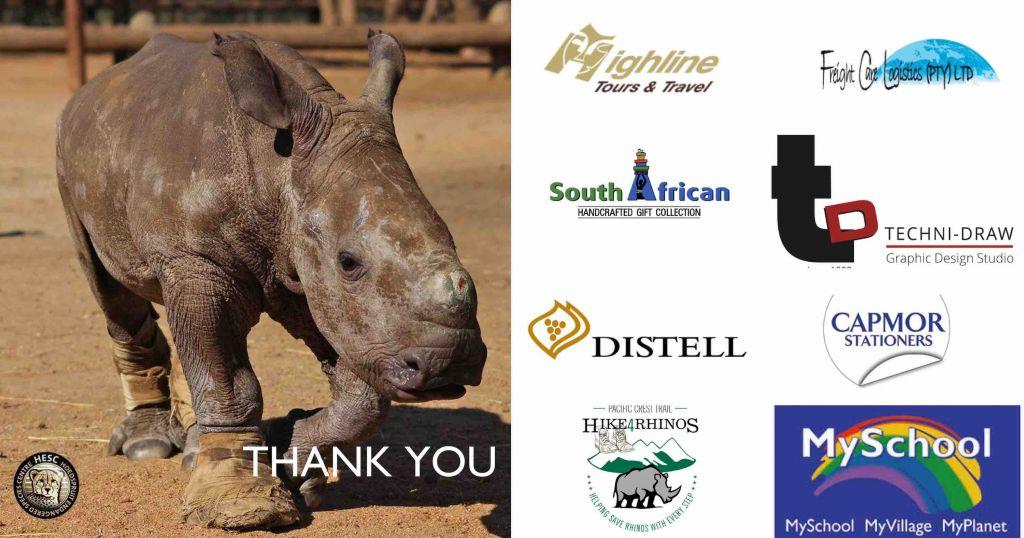 HESC, Sponsors, Conservation
