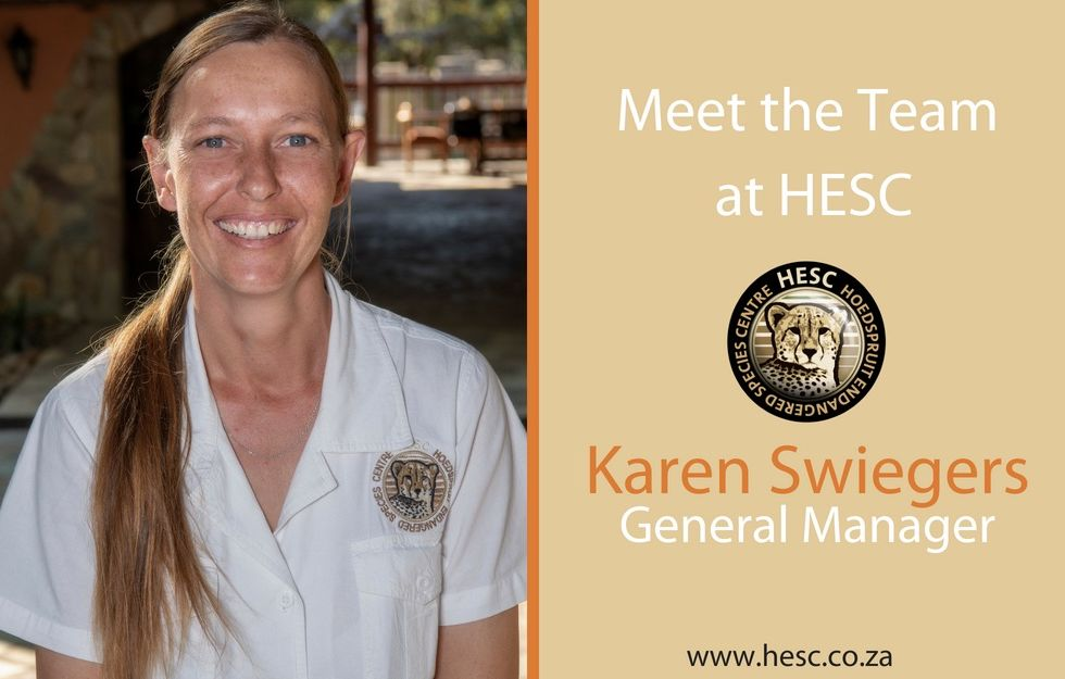 Meet Karen Swiegers GM at HESC