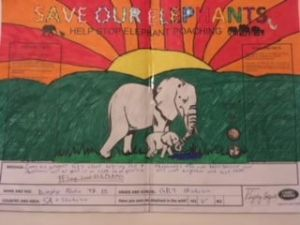 Elephant Art Paintings