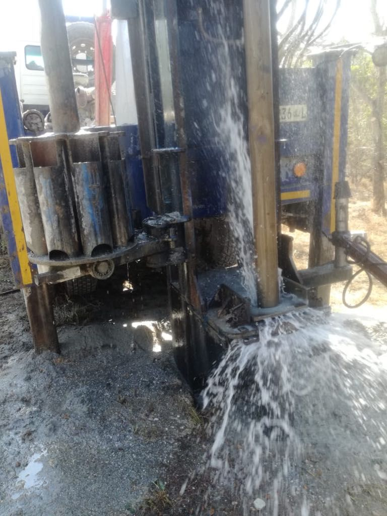 Borehole at HESC