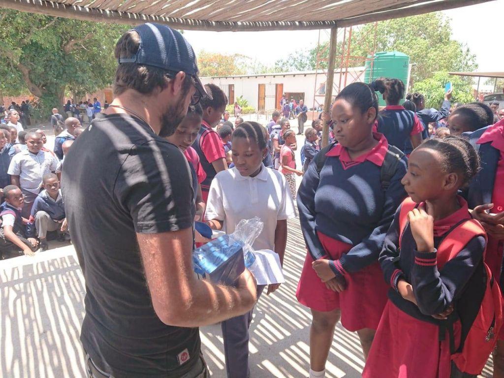 Lumukisa bible donation